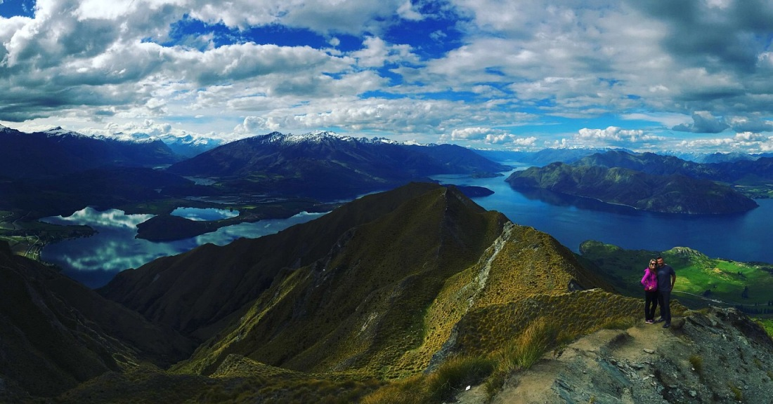 Roys Peak Summit