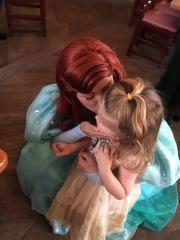 Ariel at Akershus