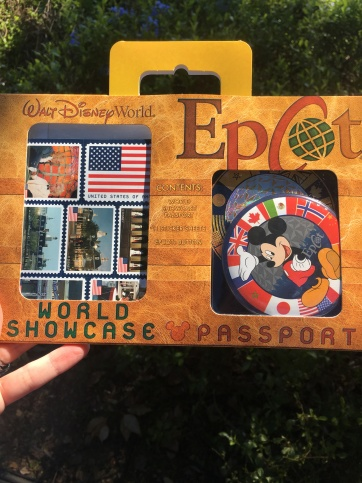 EPCOT Passport