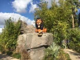 Scar, Lion King Section