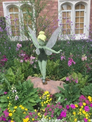 Tinkerbell Topiary