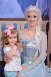 Meeting Elsa in Norway