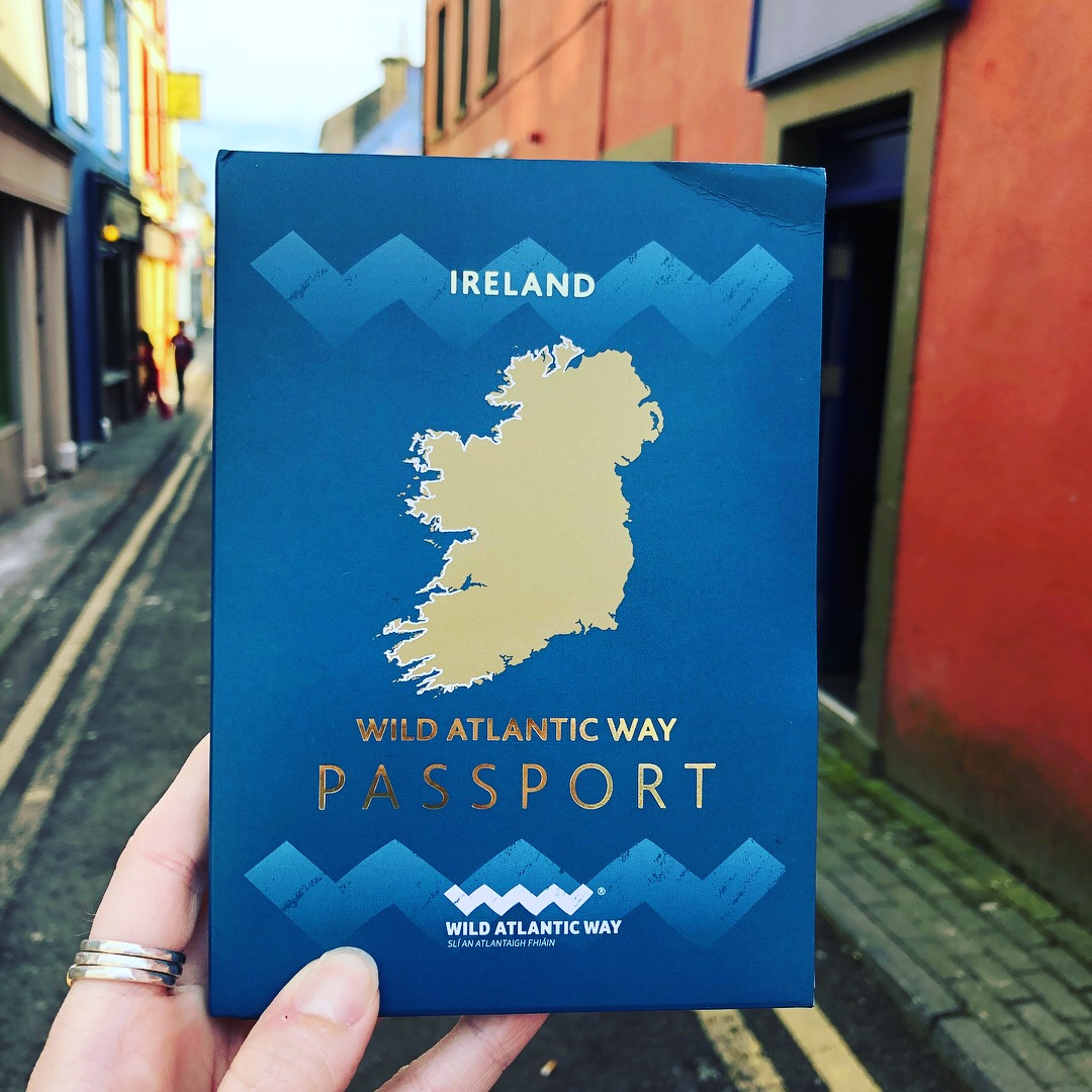 The Wild Atlantic Way Passport
