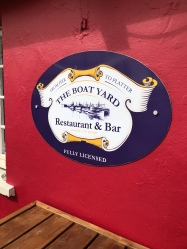 The Boat Yard Restaurant