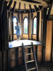 Inside Birr Treehouse