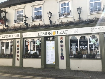 Lemon Leaf Restaurant Kinsale