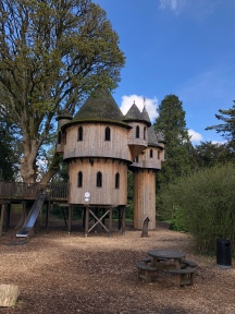 Ireland's Largest Treehouse at Birr Castle