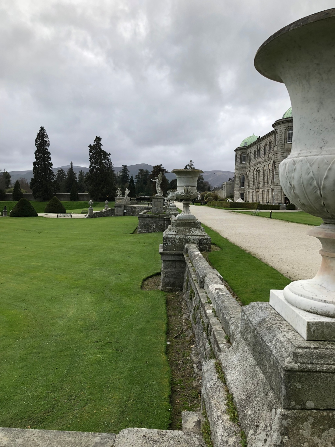 Powerscourt Gardens & Estates