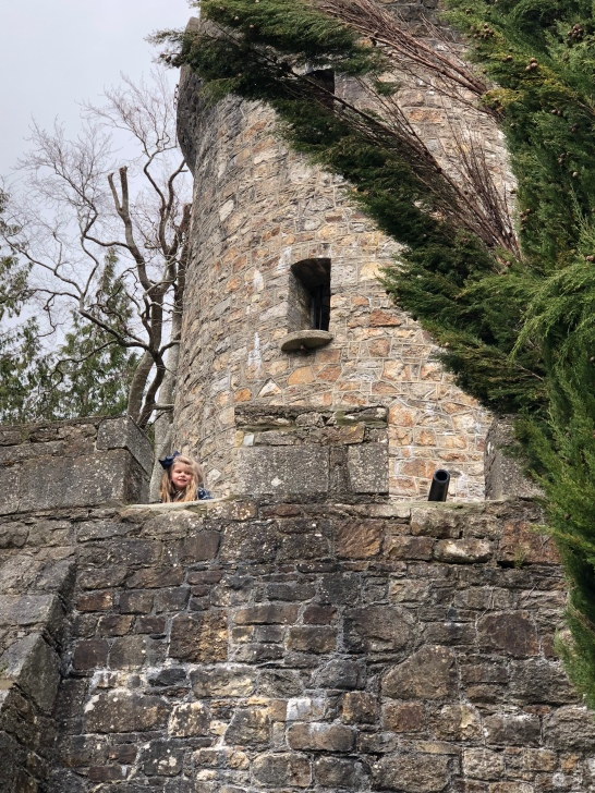 Pepperpot Tower Powerscourt Gardens