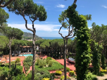 View, Hotel Garbi