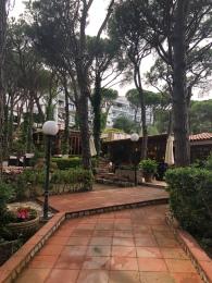 The exterior, Hotel Garbi