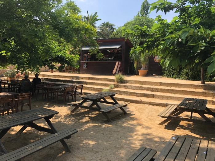 Cafe @ Jardi Botanic Marimurtra